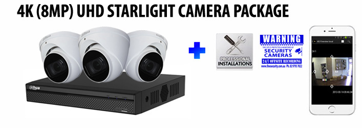 4k 5mp Full HD 1080P IP Camera CCTV installation packages