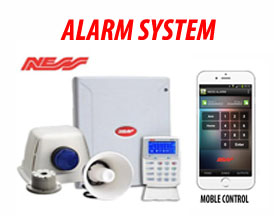 Ness wireless alarm Products and installation dvr package  in sydney
