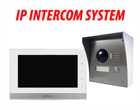 Dahua video ip intercom Products and installation package in sydney