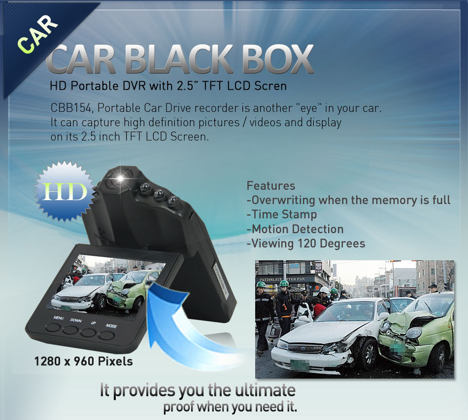 car camera recorder dvr